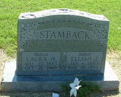 Elijah Jefferson Stamback
