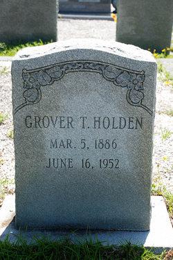 Grover Talmadge Holden
