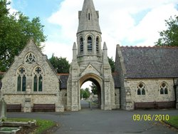 Walthamstow Cemetery (Queens Road)