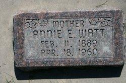 Annie Elizabeth <I>Watt</I> Westmoreland