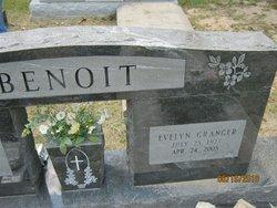 Evelyn Lucille <I>Granger</I> Benoit
