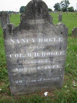 Nancy <I>Cannon</I> Bogle