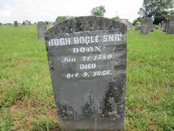 Hugh Bogle, Sr.