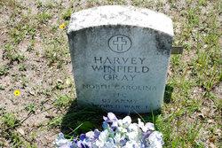 PFC Harvey Winfield Gray