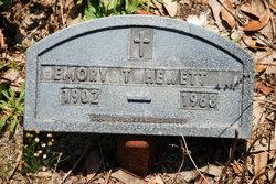Emory Thompson Hewett