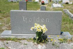 Dr Rothschild H Holden, Sr