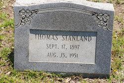 Thomas D Stanland