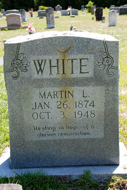 Martin Luther White