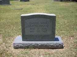 Harvey Mack Leatherwood