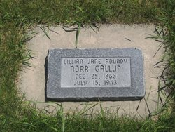 Lillian Jane <I>Roundy</I> Gallop