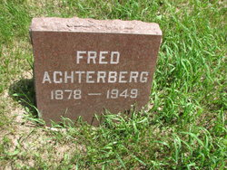 """Fred """"Pat"""" Achterberg"""