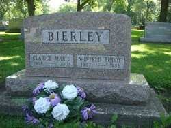 "Winfred ""Buddy"" Bierley"