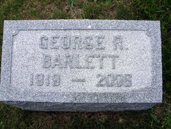 George Raymond Barlett