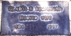 Gladys Ruby <I>Loftis</I> Buchanan