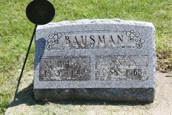 Anna D <I>Plath</I> Bausman