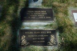 Melba Jean <I>Hill</I> Box