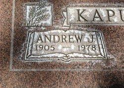 Andrew J Kaputa