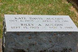 Kate Mitchell <I>Davis</I> Aucoin