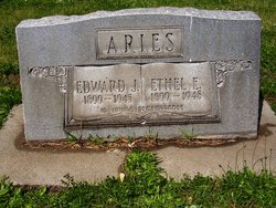 Ethel E. <I>Knight</I> Aries