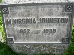 M Virginia Johnston