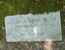 William Artie Carruth, Sr