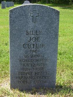 Billy Joe Cutlip