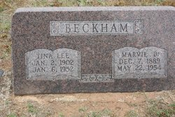 Marvie B. Beckham
