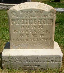 Winnifred Johnson