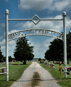 Wanette Cemetery