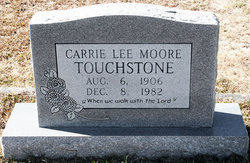 Carrie Lee Touchstone