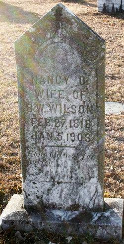 Nancy O. <I>Lewis</I> Wilson