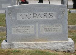 Amanda F. <I>Ross</I> Copass