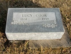 Lucy <I>Ward</I> Cook