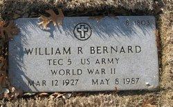 William R Bernard