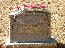 Evelyn M Arthur