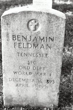 Benjamin Feldman