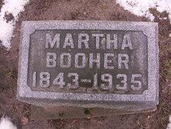 Martha Booher