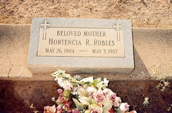 Hortencia R. <I>Rivera</I> Robles