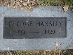 George Hansley