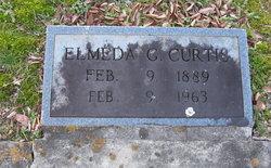Elmeda <I>Green</I> Curtis