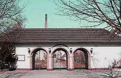Urnenfriedhof Gerichtstrasse