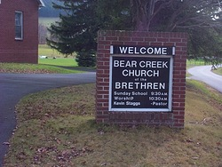 Bear Creek Church of the Brethren Cemetery