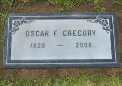 Oscar Frederick Gregory