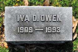Iva Jane Owen