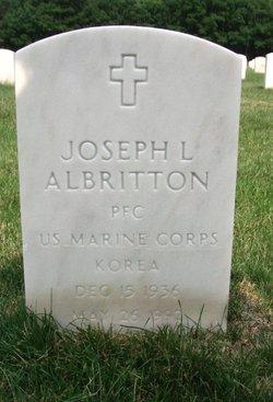 Joseph L Albritton