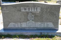 "Corp William Thompson ""Willie"" White"
