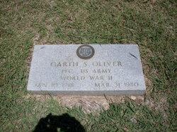 PFC Garth Sears Oliver