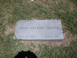 Della Jean <I>Nelson</I> Oliver
