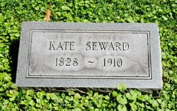 "Catherine ""Kate"" <I>McClellan</I> Seward"
