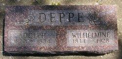 Wilhelmine Deppe